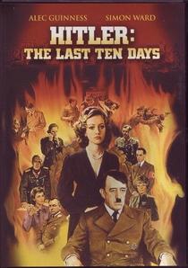 Hitler - Os Últimos 10 Dias - Poster / Capa / Cartaz - Oficial 1