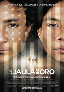 A Jaula de Ouro  - Poster / Capa / Cartaz - Oficial 3