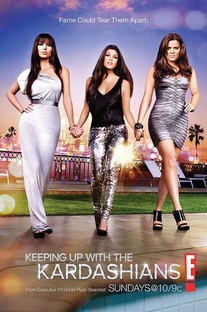 Keeping up with the Kardashians (3ª temporada) - Poster / Capa / Cartaz - Oficial 1