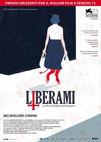 Liberami - Poster / Capa / Cartaz - Oficial 1