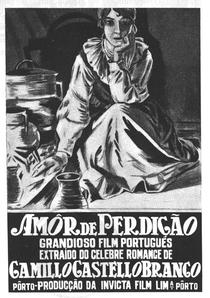 Amor de Perdição - Poster / Capa / Cartaz - Oficial 1