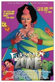 Forbidden Zone - Poster / Capa / Cartaz - Oficial 1