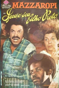Jeca e Seu Filho Preto - Poster / Capa / Cartaz - Oficial 1