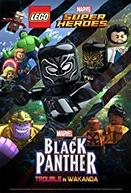 LEGO Marvel Super Heróis: Pantera Negra - Problema em Wakanda (LEGO Marvel Super Heroes: Black Panther - Trouble in Wakanda)