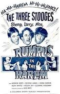 Os Três Patetas - Não Insultem o Sultão (The Three Stooges - Rumpus in Harem)