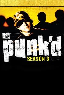 Punk'd (3ª Temporada) - Poster / Capa / Cartaz - Oficial 1