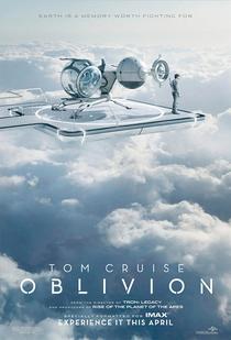 Oblivion - Poster / Capa / Cartaz - Oficial 1