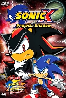 Sonic X (3ª Temporada) - Poster / Capa / Cartaz - Oficial 2