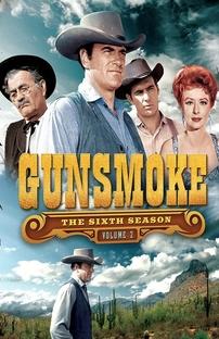 Gunsmoke (6ª Temporada) - Poster / Capa / Cartaz - Oficial 1