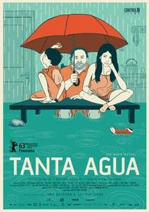 Tanta Água - Poster / Capa / Cartaz - Oficial 1