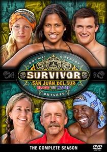 Survivor: San Juan Del Sur (29ª Temporada) - Poster / Capa / Cartaz - Oficial 1