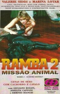 Ramba 2 - Missão Animal - Poster / Capa / Cartaz - Oficial 1
