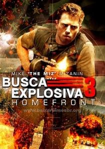 Busca Explosiva 3 - Poster / Capa / Cartaz - Oficial 1