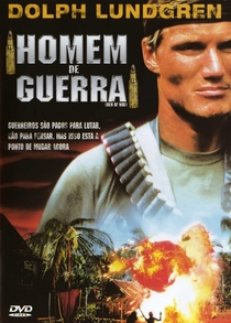 Homem de Guerra - Poster / Capa / Cartaz - Oficial 6