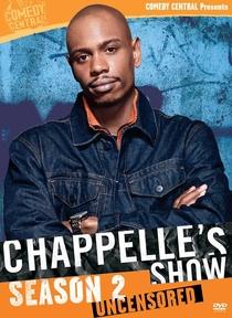 Chappelle's Show (Segunda Temporada) - Poster / Capa / Cartaz - Oficial 1
