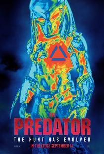O Predador - Poster / Capa / Cartaz - Oficial 5