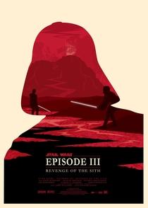 Star Wars: Episódio III - A Vingança dos Sith - Poster / Capa / Cartaz - Oficial 8