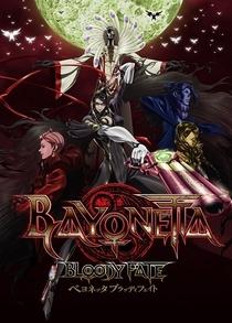 Bayonetta: Bloody Fate - Poster / Capa / Cartaz - Oficial 2