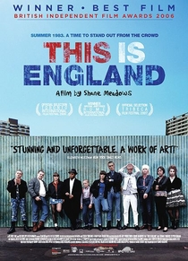 This Is England - Poster / Capa / Cartaz - Oficial 1