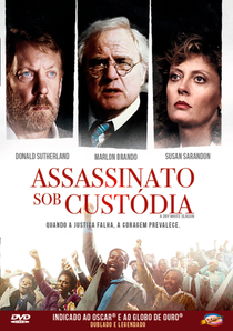 Assassinato Sob Custódia - Poster / Capa / Cartaz - Oficial 6
