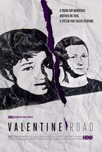 Valentine Road: O Assassinato De Lawrence King - Poster / Capa / Cartaz - Oficial 1
