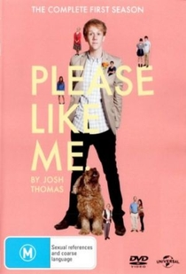 Please Like Me (1ª Temporada) - Poster / Capa / Cartaz - Oficial 3