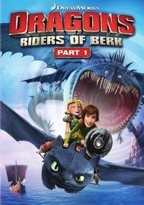 Dragões da DreamWorks (1ª Temporada) - Poster / Capa / Cartaz - Oficial 2