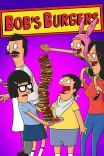 Bob's Burgers (6ª temporada) - Poster / Capa / Cartaz - Oficial 2