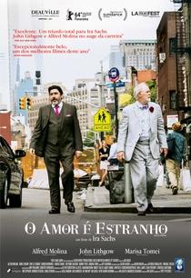 O Amor é Estranho - Poster / Capa / Cartaz - Oficial 4