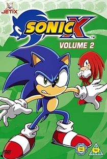 Sonic X (2ª Temporada) - Poster / Capa / Cartaz - Oficial 2