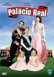 Palácio Real - Poster / Capa / Cartaz - Oficial 1