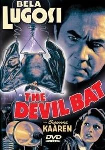 O Morcego Diabólico - Poster / Capa / Cartaz - Oficial 1