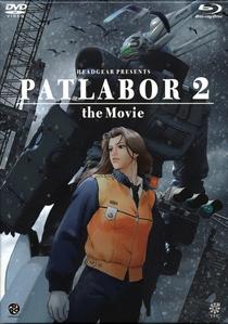 Patlabor 2 - Poster / Capa / Cartaz - Oficial 1