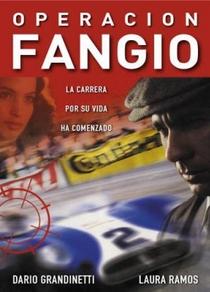 Operación Fangio - Poster / Capa / Cartaz - Oficial 1