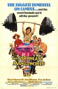 O Homem Mais Forte do Mundo - Poster / Capa / Cartaz - Oficial 2