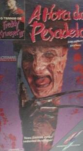 A Hora do Pesadelo - O Terror de Freddy Krueger IV - Poster / Capa / Cartaz - Oficial 2