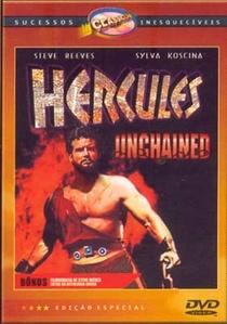 Hércules Unchained - Poster / Capa / Cartaz - Oficial 4