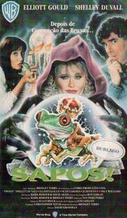 Sapos! - Poster / Capa / Cartaz - Oficial 3