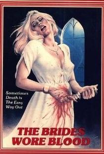 The Brides Wore Blood - Poster / Capa / Cartaz - Oficial 1