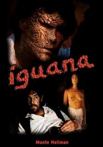 Iguana - A Fera do Mar - Poster / Capa / Cartaz - Oficial 2