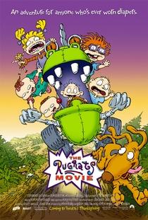 Rugrats: Os Anjinhos - O Filme - Poster / Capa / Cartaz - Oficial 2