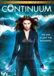Continuum (2ª Temporada) - Poster / Capa / Cartaz - Oficial 1