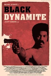Black Dynamite - Poster / Capa / Cartaz - Oficial 3