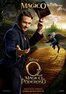 Oz: Mágico e Poderoso - Poster / Capa / Cartaz - Oficial 12