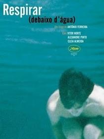 Respirar (debaixo d'água) - Poster / Capa / Cartaz - Oficial 1