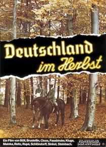 Alemanha no Outono - Poster / Capa / Cartaz - Oficial 4