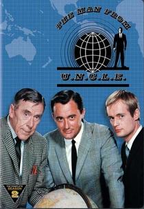 O Agente da UNCLE (2ª Temporada) - Poster / Capa / Cartaz - Oficial 1
