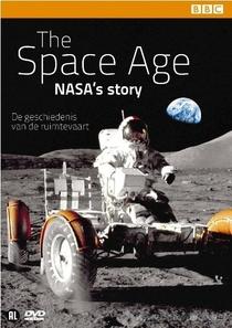 BBC - Space Age - A História Da Nasa - Poster / Capa / Cartaz - Oficial 2