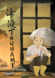 Tsunami - Poster / Capa / Cartaz - Oficial 2