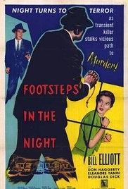 Passos na Noite - Poster / Capa / Cartaz - Oficial 1
